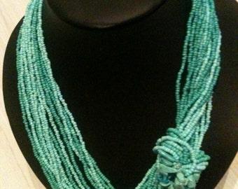 Handmade Jade Necklace