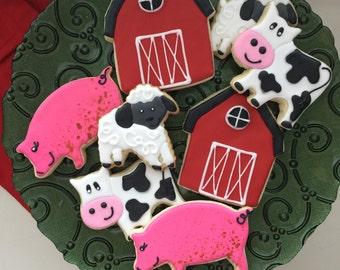Barnyard Cookies