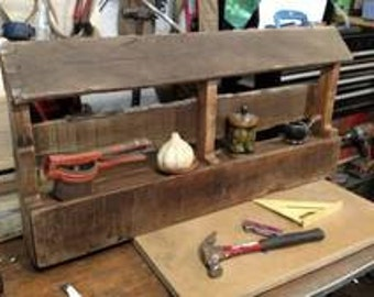 Country Style Hand Crafted Display Shelves