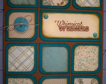 Whimsical Dreams Card
