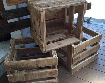 Pallet Crates / Boxes