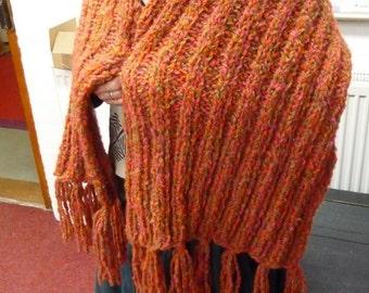beautiful wool stole