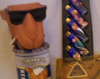 Camel Cigarette Memorabilia Combo Package