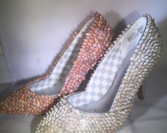 Spiked shoes