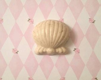 Vanilla Bean Sea Shell Soap