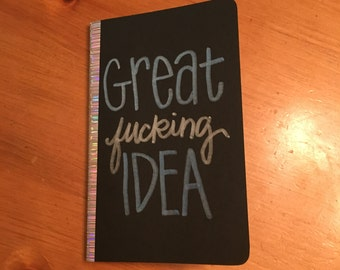 Personalized Pocket Notebook