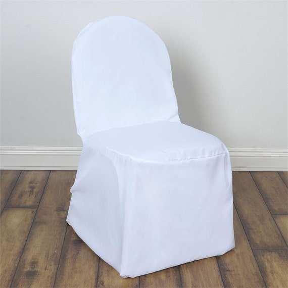 Banquet Chair Covers Also Available for Rental by AOEventsDFW