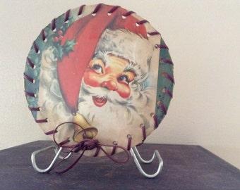 Vintage Christmas Napkin Holder