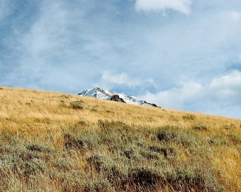 Sheep Mountain - 35mm Film Photography Print