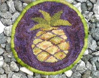 Pineapple Rug Hooking Kit