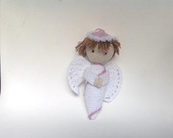 Amigurumi, crochet Angel, Angel, guardian angel