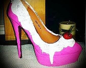 ice cream sundae shoes