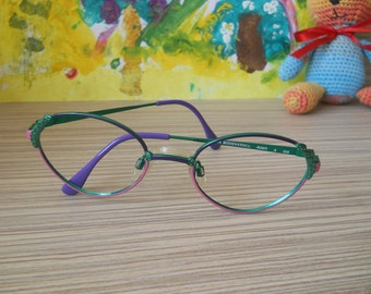 RODENSTOCK Kid's Glasses Frames. Vintage New Glasses Frame. Child's Eyeglasses Frames. Kid's Sunglasses Frame. Made in Germany.