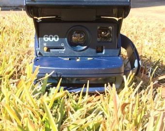 Polaroid 600 with CloseUp Lens