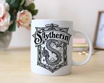 Slytherin /// Harry Potter /// Deathly Hallows /// Hogwarts
