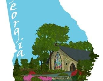 Georgia: Callaway Gardens