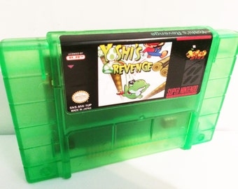 Yoshi's Revenge, SNES Super Nintendo