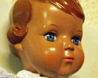 """Inge doll of """"Schildkröt"""", 34 cm, new"""