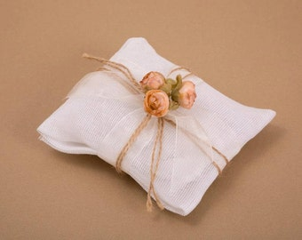 Flower wedding favor, Βomboniera, Wedding favor gift, Μπομπονιέρα γάμου