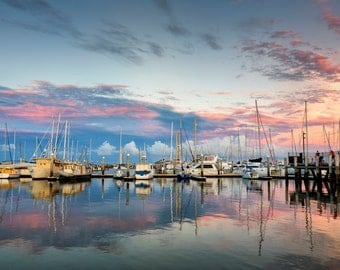 Manly Harbour, Queensland
