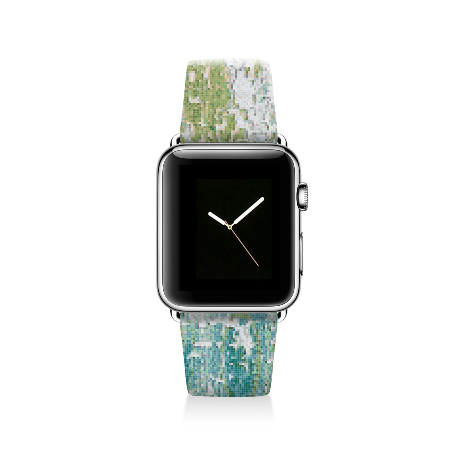 Mosaic art Apple watch band women Apple watch strap genuine