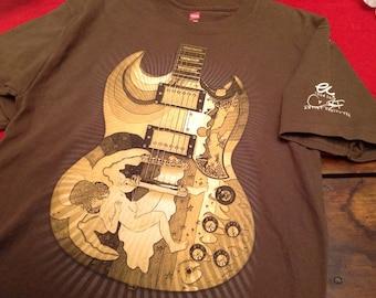 Eric Clapton tour shirt -MD