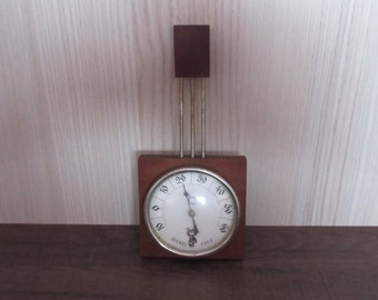 USSR Soviet Thermometer With Moscow Olympic Games Mascot Misha Rare