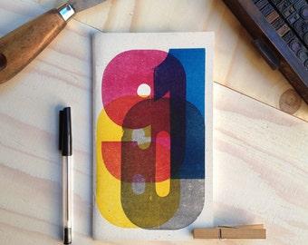 Quaderno Letterpress: 1960 / 1960 Letterpress Notebook