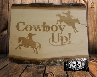 Cowboy Up or Daddy's Little Cowgirl