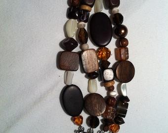 Four rows bracelet