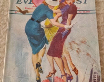 The Saturday Evening Post - May 20, 1939