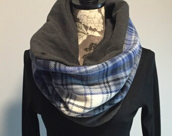 "The ""Bumble"" Reversible Cowl"