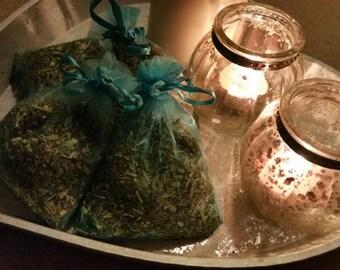 Mugwort Bags for Lucid Dreams, Astral Projection & Meditation