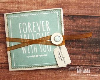 Wedding Favor Mini Album