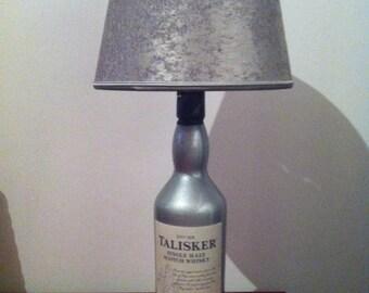 Silver silver shade lamp Talisker