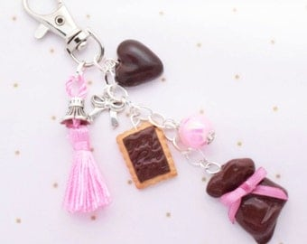 bag chocolate delicacies