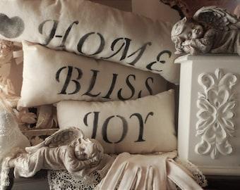 Joyful Home Pillow Set