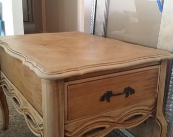 Long End Table