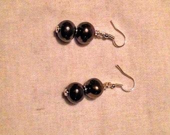 Kazuri Beads earings