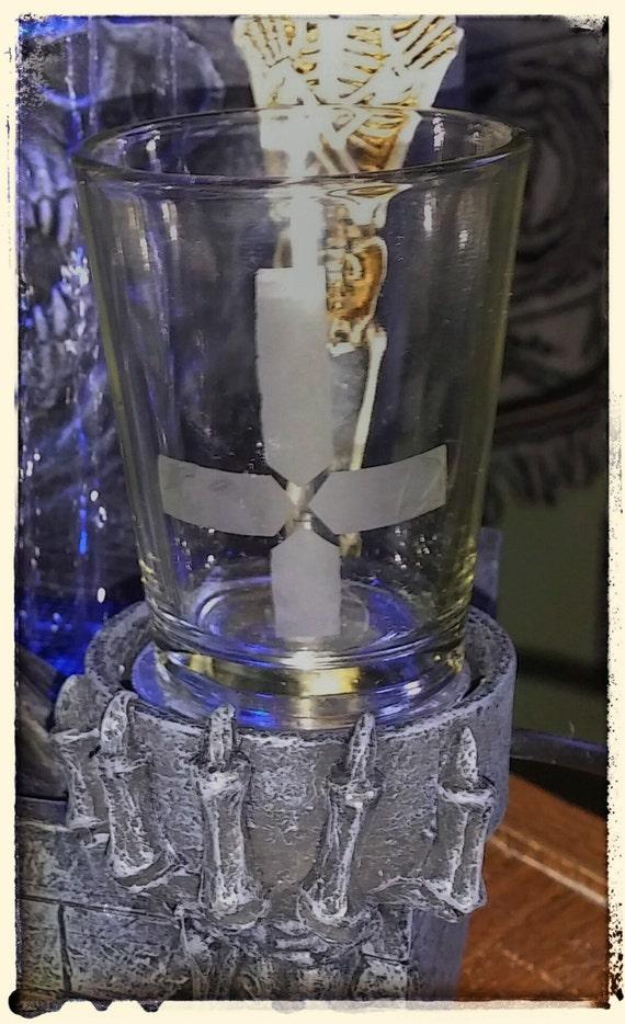 Infernal Poison Shot Glass