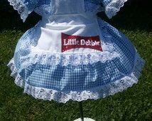 Little Debbie pageant wear, infant pageant dress, toddler pageant dress, pageant casual wear, pageant outfits, pageant OCC, pageant clothes