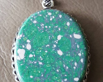Jasper Pendant! - REDUCED!