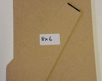 """8"""" x 6"""" 3mm Standback/Strutback for picture/photo frame."""