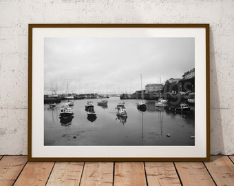 Brixham, Brixham Photo, Brixham Picture, Brixham Photography, Brixham Print, Brixham Poster, Brixham Artwork, Brixham Art Print, Boat Art