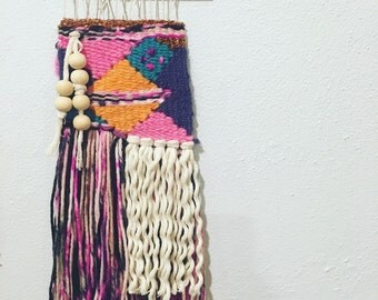 Mini Aztec Inspired Weave