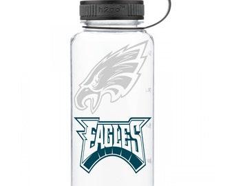 Philadelphia Eagles Personalized Water Bottle