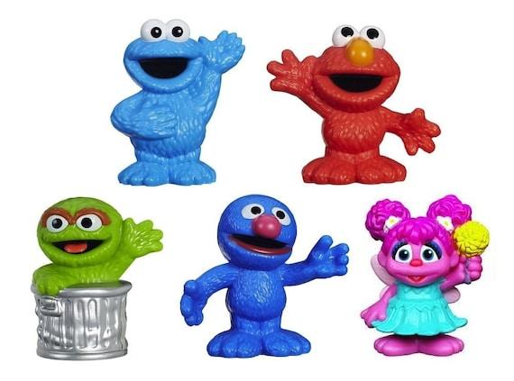 Sesame Street Cake Toppers