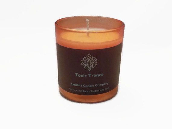 Toxic Trance Scented Candle in 7 oz  Straight Tumbler