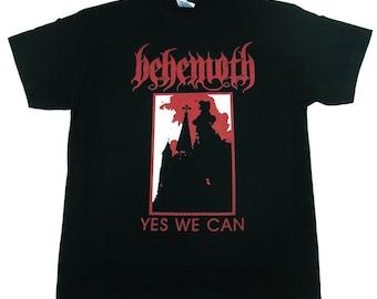 BEHEMOTH T-SHIRT Yes We Can