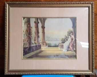 Vintage Robert Atkinson Fox print